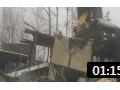 液压剪拆解报废汽车 北奕机械现场实拍 (3播放)
